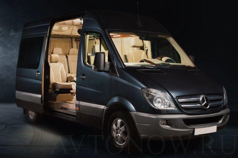 Mercedes Sprinter VIP 8 мест