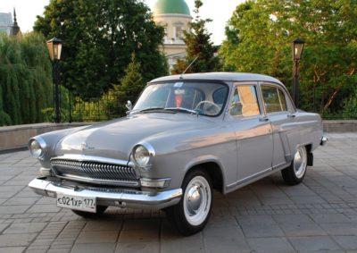 ГАЗ-21 Волга (серый)
